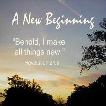 A New Beginning Lösung