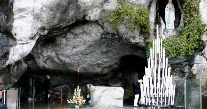 Grotto Lourdes
